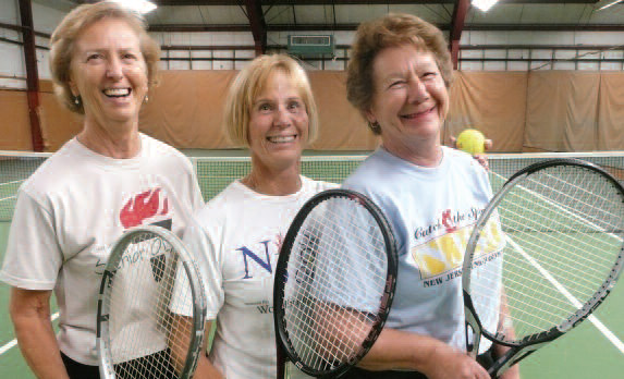 New Jersey Senior Olympics General Information